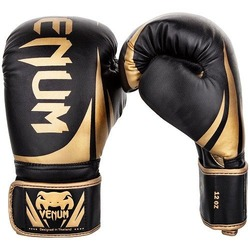 Challenger 20 Boxing Gloves blackgold1