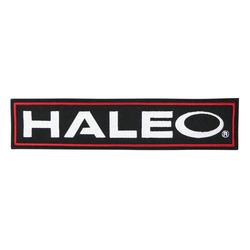HALEO ロゴパッチ 1