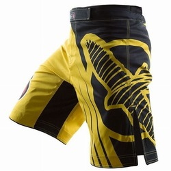 Chikara Recast Performance Shorts  Yellow1