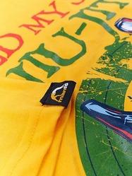 t-shirt SOUL yellow 3