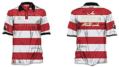 TapouT Vintage tpl04 red wht