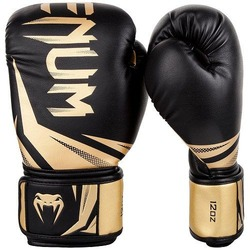 Challenger 30 Boxing Gloves blackgold 1