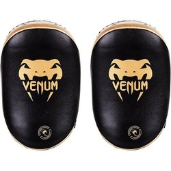 Kick Pads Leather Blackgold 1