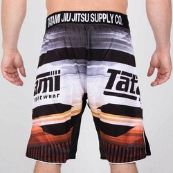 Collision Standard Fit Shorts 4