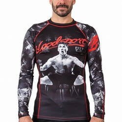 Bloodsport Rash Guard 1