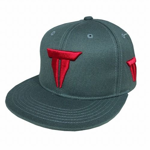 Throwdown Anytime Anyplace Snapback Hat (Charcoal)1