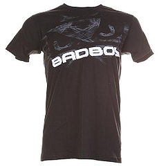 BadBoy Tシャツ Shadow 黒