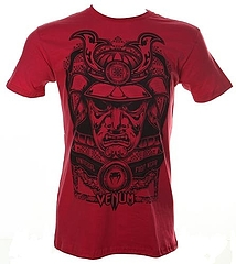 T-shirts Samourai Mask Red 1