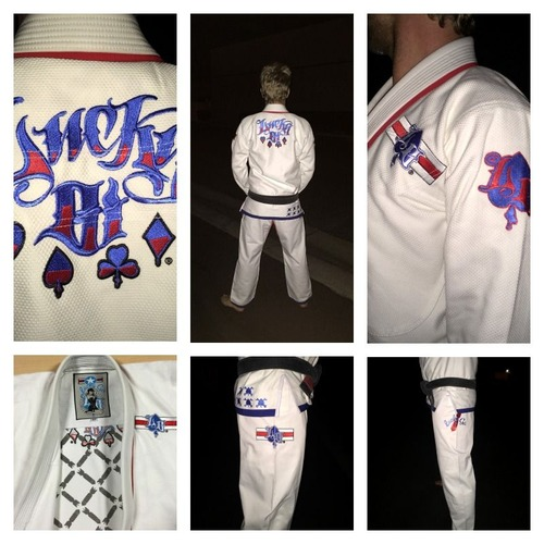 Lucky Gi Dog Fighter BJJ Gi 2