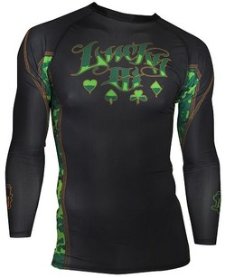 NEW Lucky Gi Camo Rash Guard 1