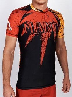 MANTO short sleeve rashguard DEVIL 2