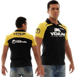 Polo Venum Lyoto Machida UFC 157 Edition Bk Yellow1