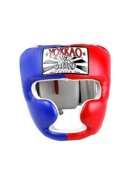 Thai Flag Boxing Training Head Guard1
