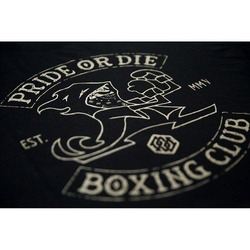 BOXING CLUB tee 2