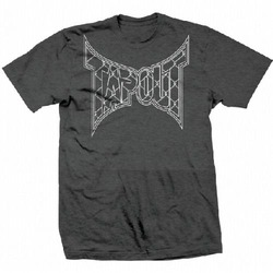 TapouT Caged T-Shirt charcoal