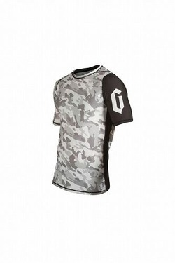 Camo Grapple Rash Guard ss 1