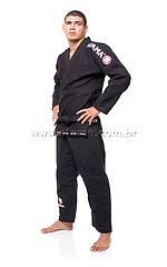 ATAMA 柔術衣 ムンジアル#09 黒