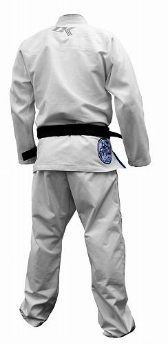 Fight Life Gi White 2014 3