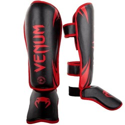Challenger Standup Shinguards blackred 1