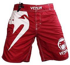 VENUM ファイトショーツ Light 赤/白