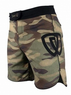 Shorts Camo GRN_BLK 2