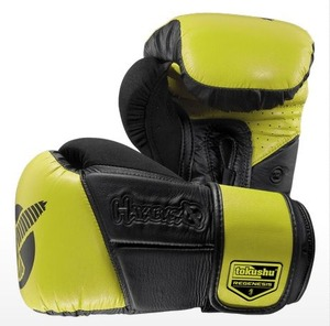 Tokushu Regenesis 12oz Gloves Lime Green