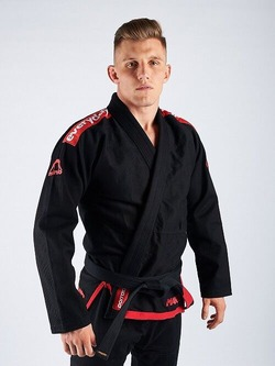 EVERYDAYPORRADA BJJ GI black1