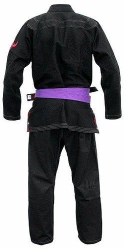 Adult BJJ Kimono - Black 2