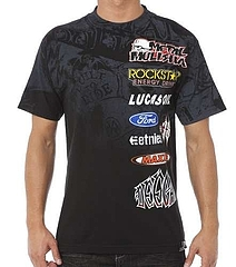 Tshirt-Deegan Replica(black)1