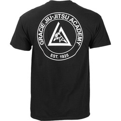 gracie Classic Academy t-shirt (102)2