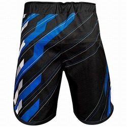 Metaru Charged Jiu Jitsu Shorts black blue 3