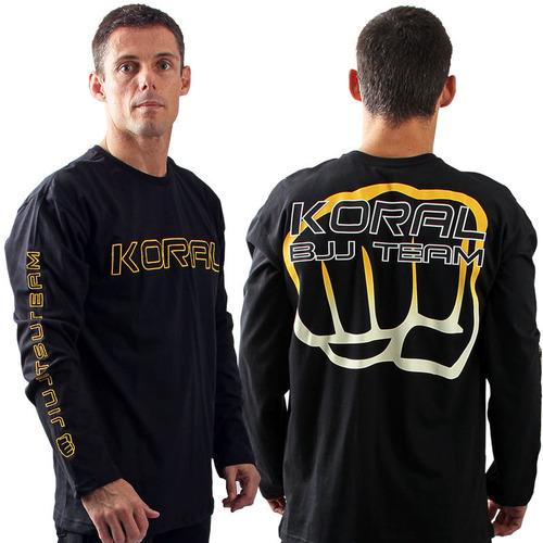 T-shirt Long Sleeve Team 1
