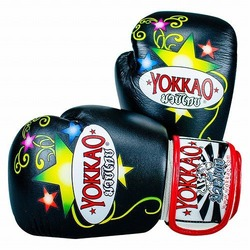Stardust Muay Thai Boxing Gloves1