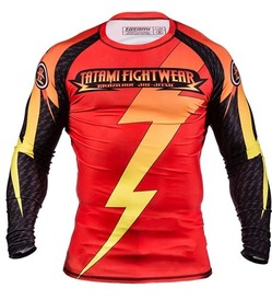 Flash Rash Guard 1