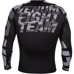 Speed Camo Urban Rashguard - Long sleeves black 3