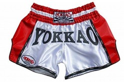 YOKKAO Hurricane Carbon Muay Thai Shorts 1