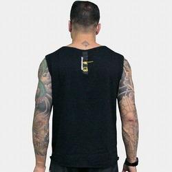 tanktop BRAND INTERNATIONAL black 2