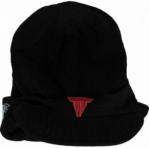 Throwdown Anvil Beanie BK2