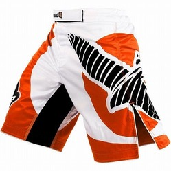Shorts Chikara Orange1