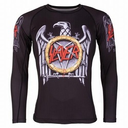 Slayer Eagle Rash Guard1