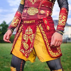 Monkey King MMA Fight Shorts 1