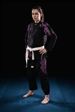 Ladies Black Phoenix BJJ Gi 1