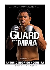 DVD アントニオ・ホドリゴ・ノゲイラ ガード For MMA