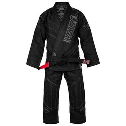 Elite Light 20 BJJ Gi blackblack 1