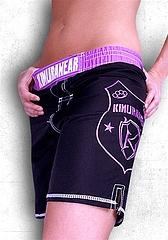 Combat Shorts-Competition Ladys(black)1