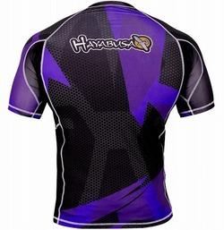 Rash shortsleeve purple3