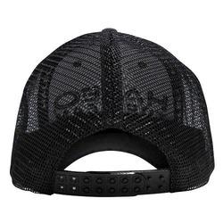 HALEO TOP TEAM MESH CAP charcoal_black3