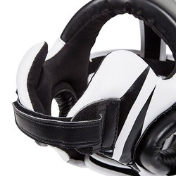 Challenger 2 Headgear - Hook & Loop Strap blackwhite3