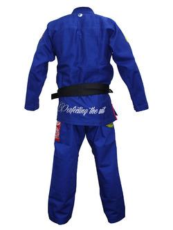 Alpha Jiu-Jitsu Blue Gi 3