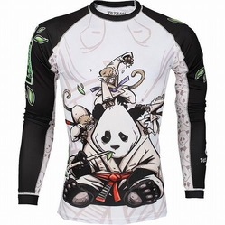 Gentle Panda Rash Guard 1